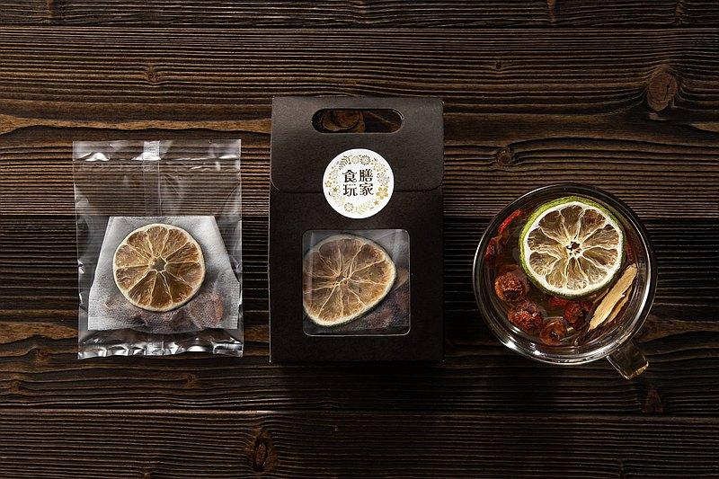 【養生低熱量】去油解膩茶-5入組