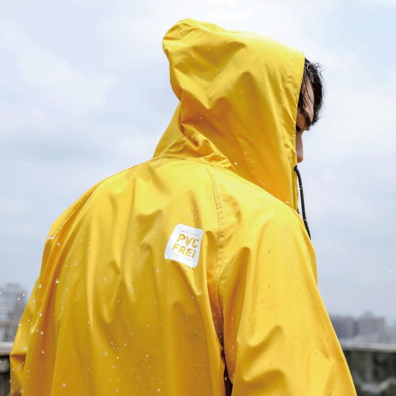 [速乾防風,雨天必備] MECOVER全能風雨衣