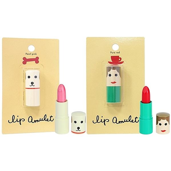 SHISEIDO 資生堂 護唇霜(2.3g) 4款可選【小三美日】Lip Amulet