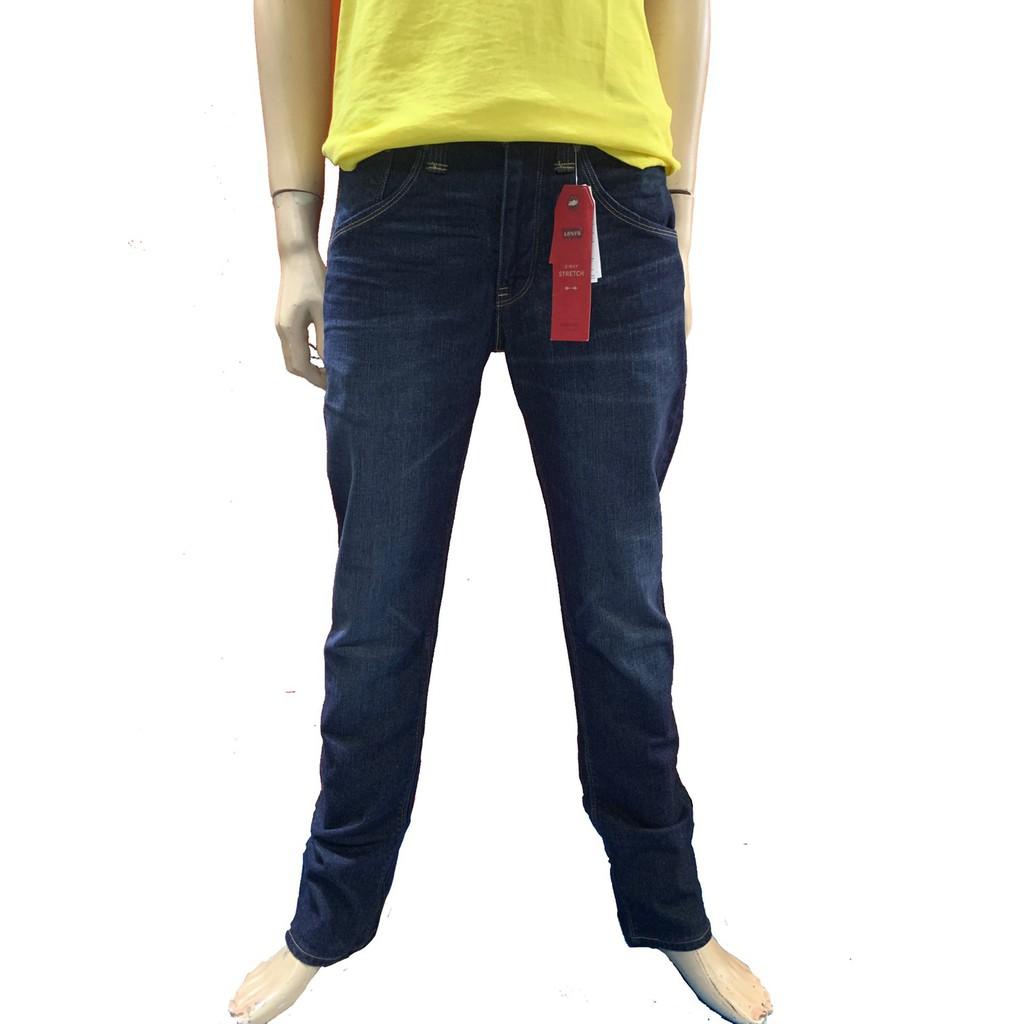 Levi's 511 男生牛仔長褲/原色單寧牛仔/休閒長褲/低腰修身/窄管牛仔褲LEVIS-328800003