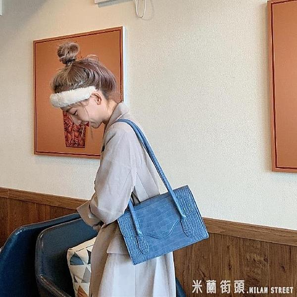 手提包 女包春夏腋下包女高級感百搭單肩信封包大包大容量手提包