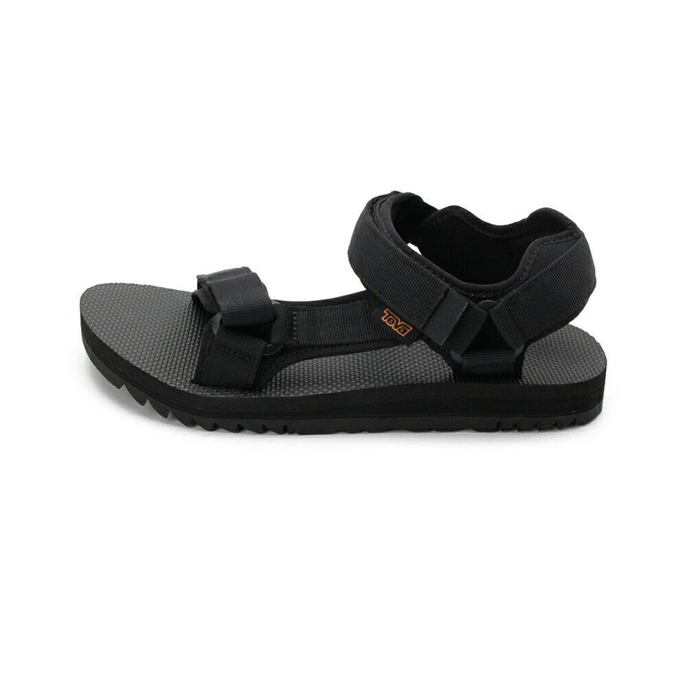 【免運】TEVA MIDFORM ORIGINAL 厚底織帶涼鞋 黑 TV1090969BLK 女鞋 流行女鞋/ 運動涼鞋