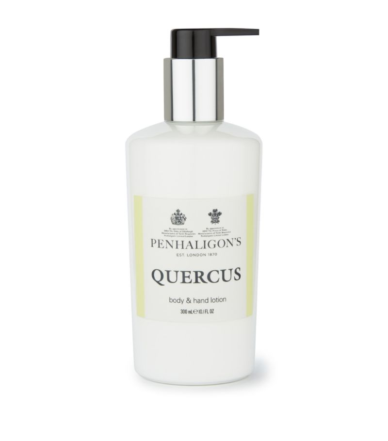 Penhaligon'S Quercus Body And Hand Lotion