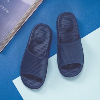 樂嫚妮 防滑按摩浴室拖鞋/室內外居家拖鞋-男-約28cm (3色)