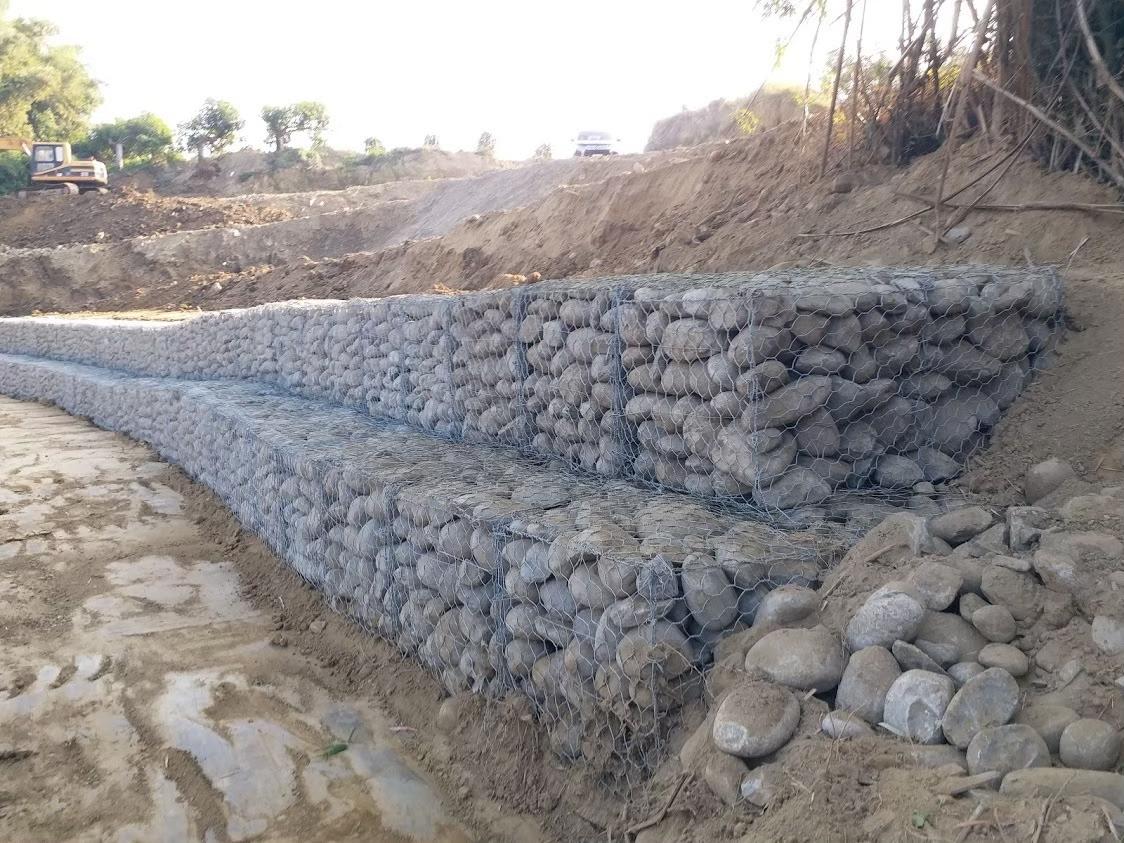 河道石籠300cm (石籠 河籠 河道石籠 河川整治)《金城堡》