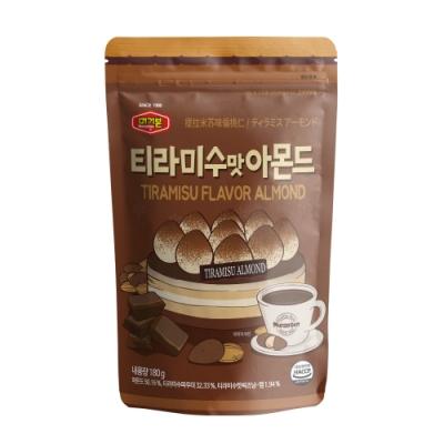 韓國Murgerbon 提拉米蘇風味杏仁果 (180g)