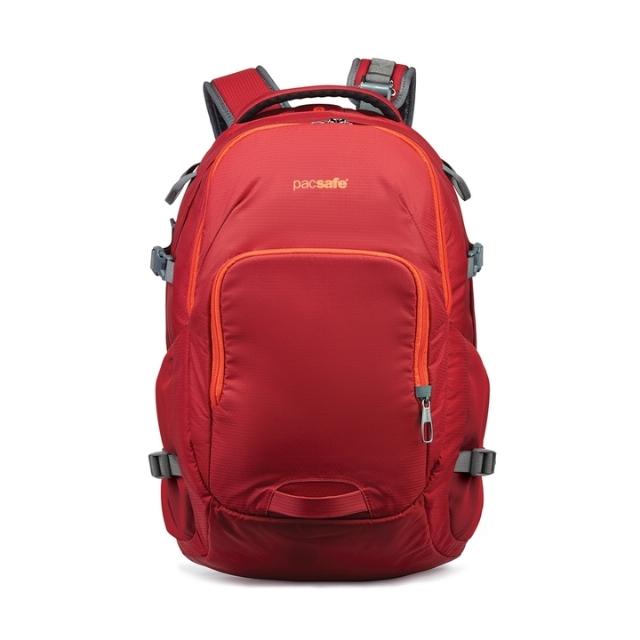 Pacsafe VENTURESAFE G3 探險防盜雙肩後背包(28L) 枸杞紅(5980)
