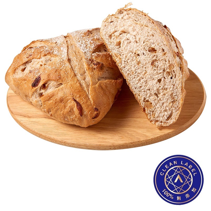 酒釀桂圓核桃麵包(AA無添加驗證:100%無添加)