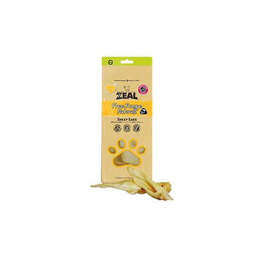 zeal真致天然風乾零食-羊耳125g (11330023