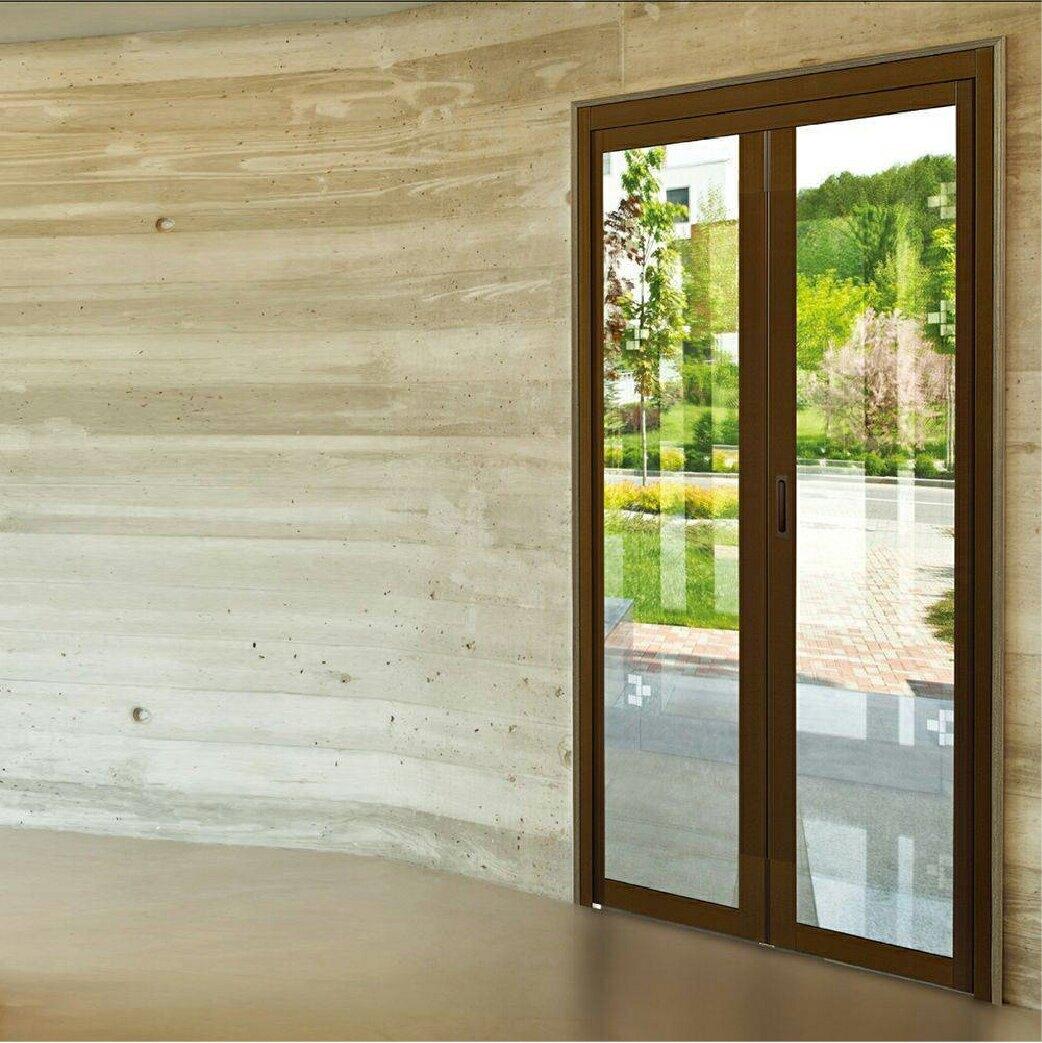 【挑戰最強乾濕分離】 itai一太  有框淋浴拉門海龍 6000 鋁合金款五年保固 強玻材質|高~240|寬~100cm
