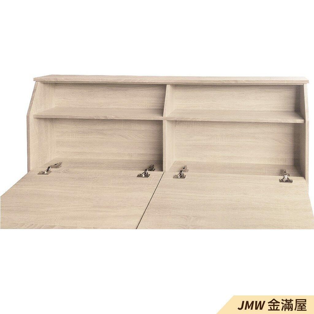 標準雙人5尺 床頭片 床頭櫃 單人床片 貓抓皮 亞麻布 貓抓布【金滿屋】D103-13508