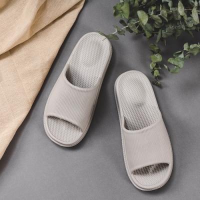 樂嫚妮 防滑按摩浴室拖鞋/室內外居家拖鞋-男-約29.5cm (3色)