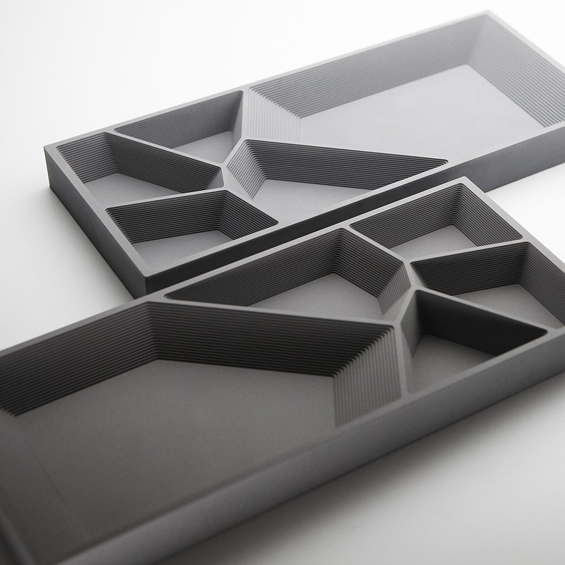 【品味超群新年禮】Lab 01 | 保持社交距離 – 五格水泥盤