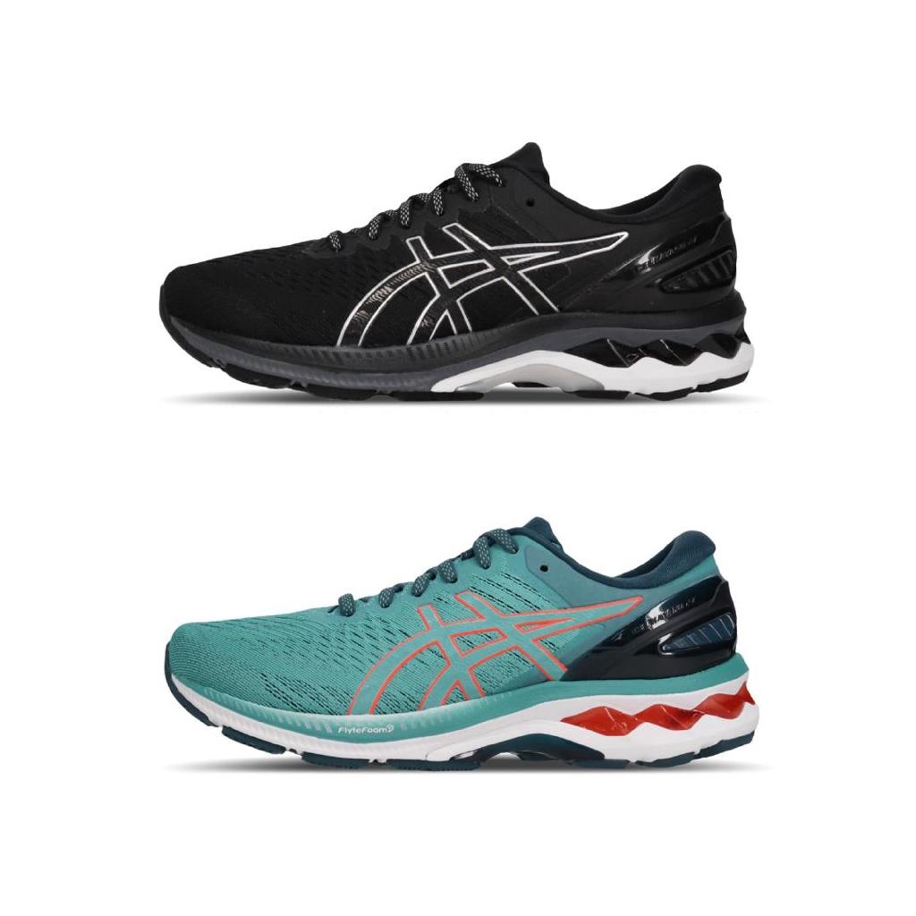 Asics 慢跑鞋 Gel-Kayano 27 寬楦頭 女鞋 亞瑟士 路跑 馬拉松 支撐型 運動鞋 任選【ACS】