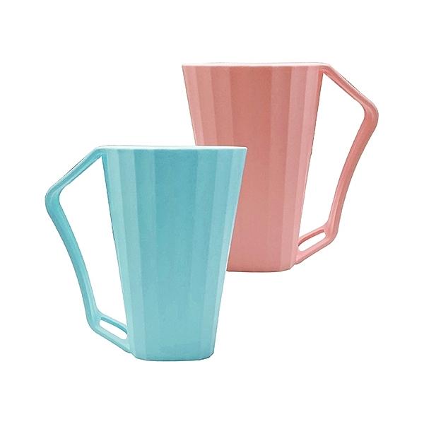 COCORO 樂品 可倒立漱口杯(1入)顏色隨機出貨【小三美日】