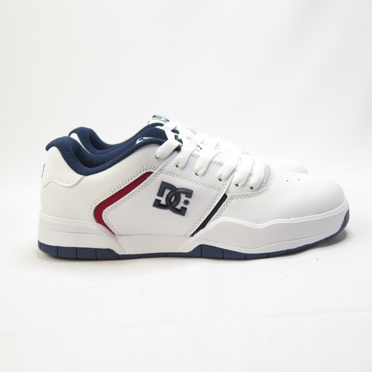 【滿額領券折$150】DC CENTRAL 休閒鞋 公司貨 100551XWWB 男款 白藍【iSport愛運動】