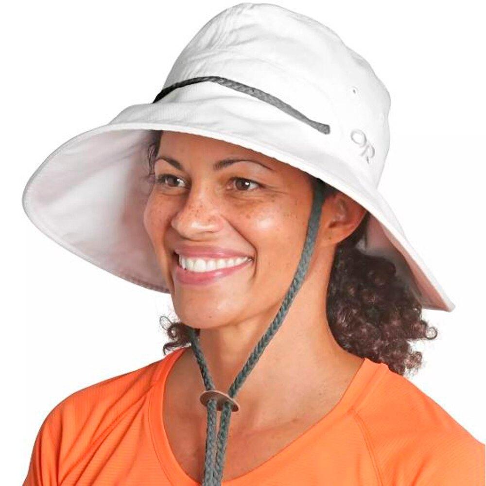 【OUTDOOR RESEARCH】莫哈維抗UV遮陽帽-卡其