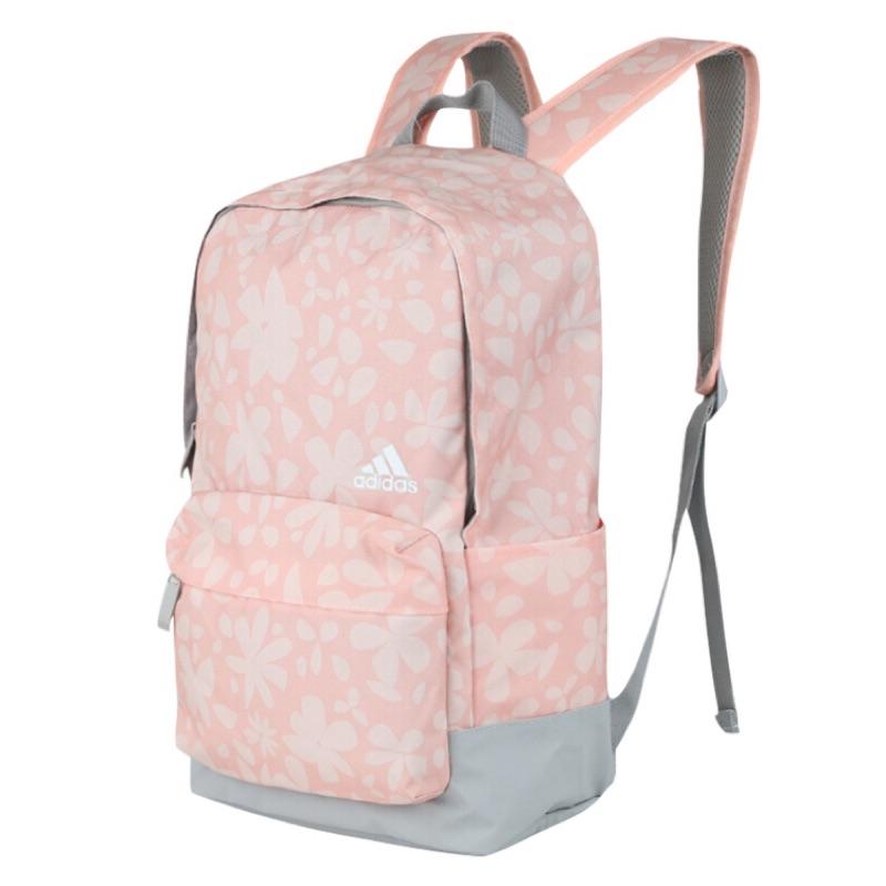 [Adidas] 運動休閒後背包 可裝筆電 粉色 FM6900《曼哈頓運動休閒館》