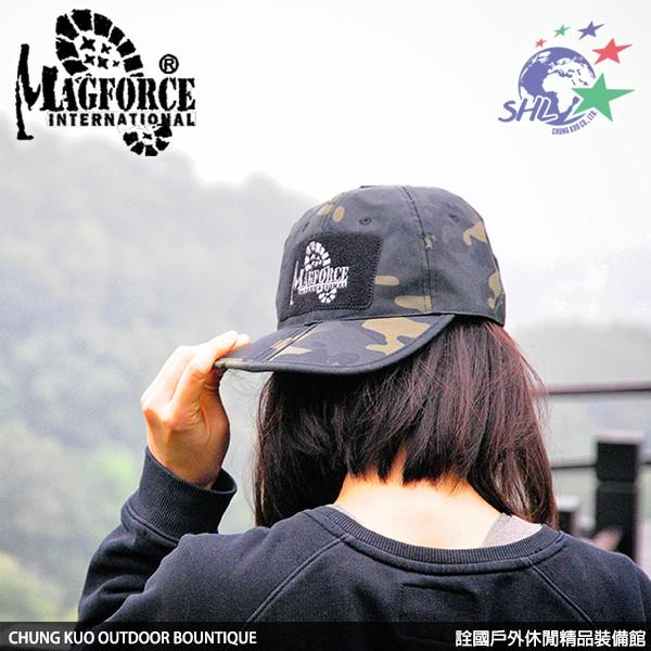 詮國 - Magforce 便攜對折帽 / 暗黑迷彩 / C3010BC