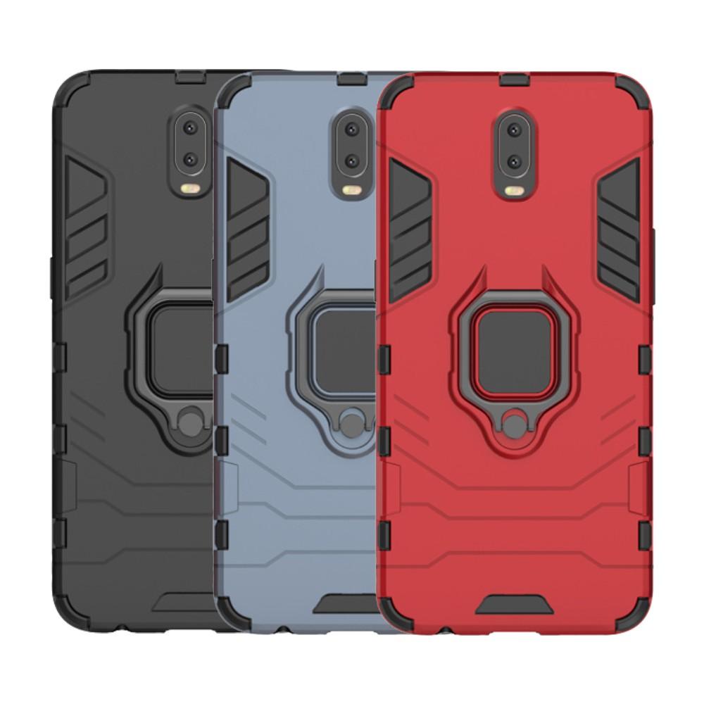 OPPO Reno 2 Z 10x 標準版 十倍變焦版 鎧甲保護殼雙層抗震TPU+PC軟硬殼全包式指環支架手機殼背蓋