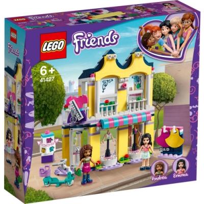 樂高LEGO Friends系列 - LT41427 艾瑪的時裝店