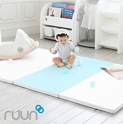 [韓國iFam X ruun] 心心遊戲地墊 RU-21