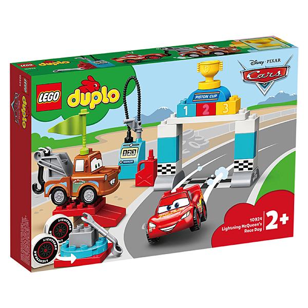 樂高積木Lego 10924 Lightning McQueen 's Race Day