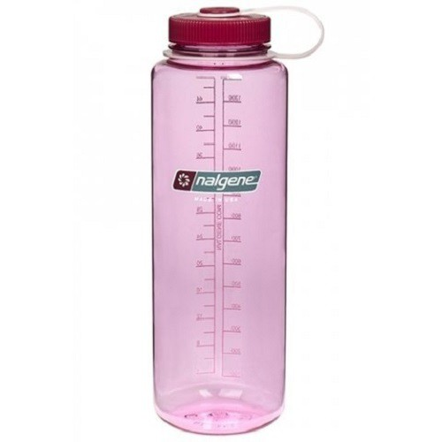 Nalgene Everyday 1500 ml 寬嘴水壺 Tritan Bottle 太空粉 BPA-Free