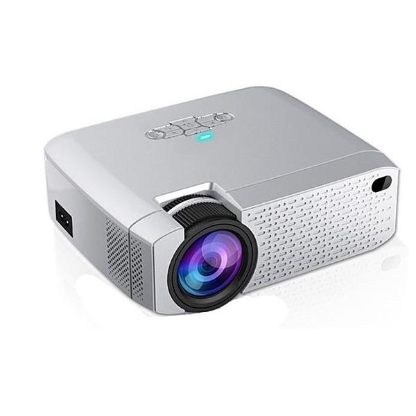 【Love Shop】高清極速 1080P高清LED投影機WiFi家用投影機支持手機有線與無線同屏