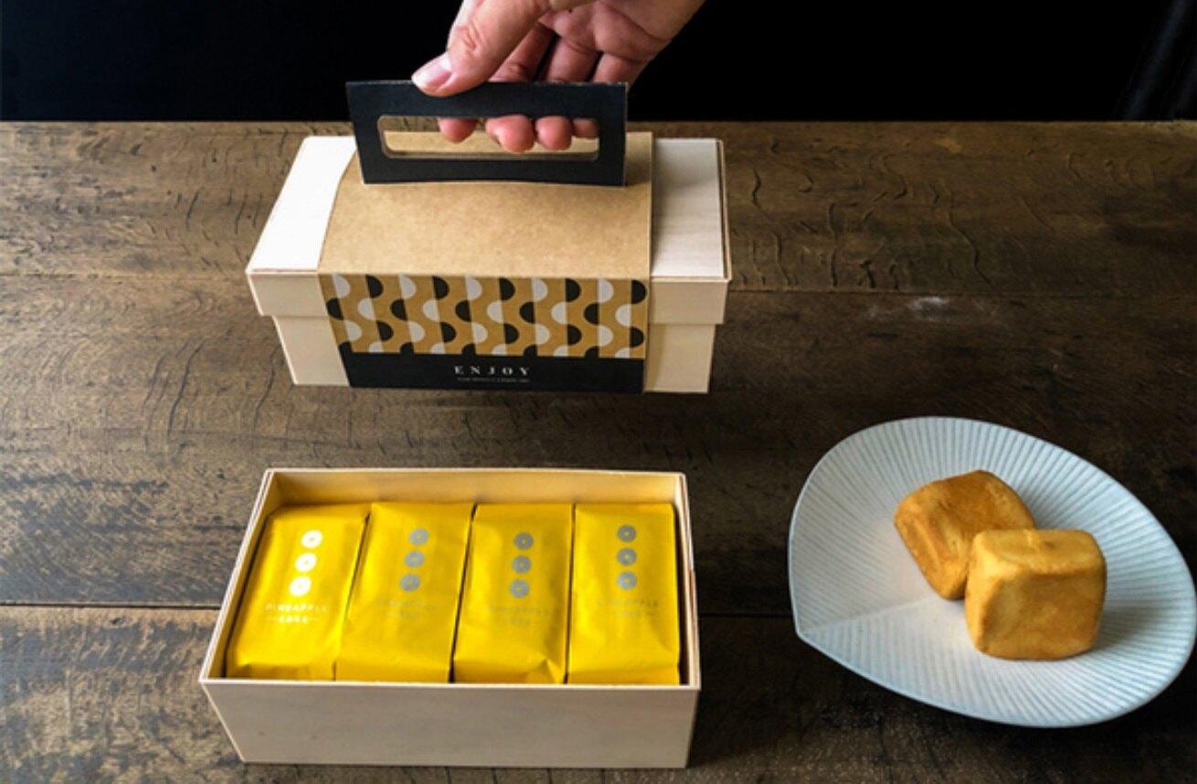 【嚴選SHOP】中秋節木盒 包裝盒 月餅盒 木頭盒 餅乾盒 鳳梨酥盒 蛋黄酥盒 牛軋糖盒 中秋禮盒包裝盒【C103】