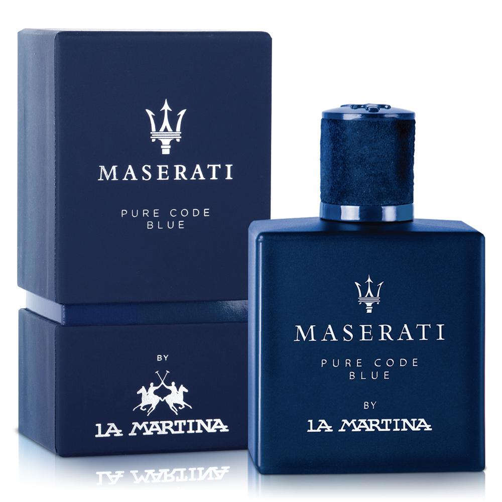 Maserati 瑪莎拉蒂 海神榮尊男性淡香水(100ml)-原廠公司貨