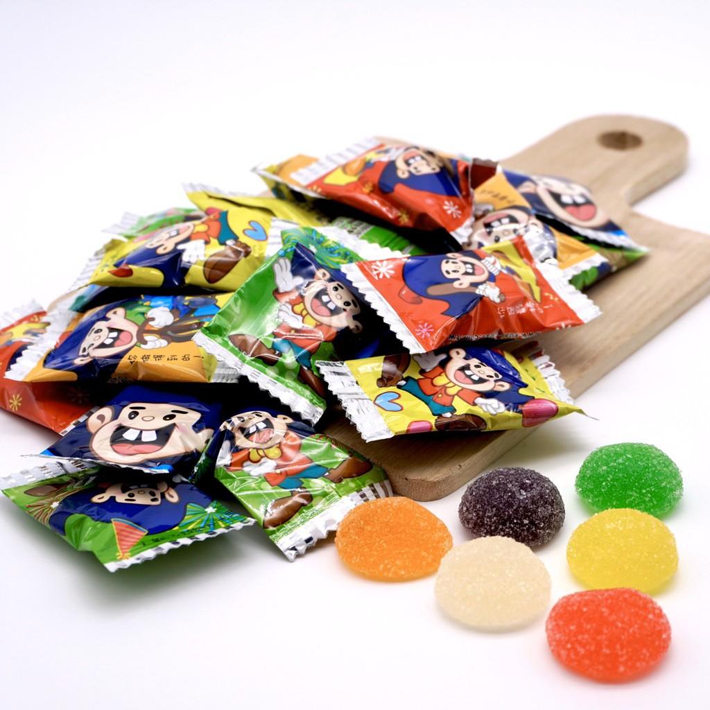 【嘴甜甜】乖乖軟糖 200公克 包裝糖果系列 水果口味 軟糖系列