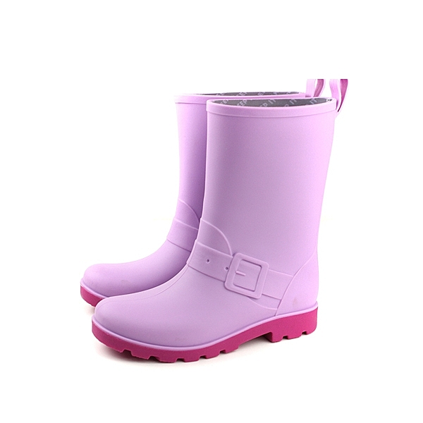 native BARNETT 雨鞋 粉紫色 童鞋 32106100-5333
