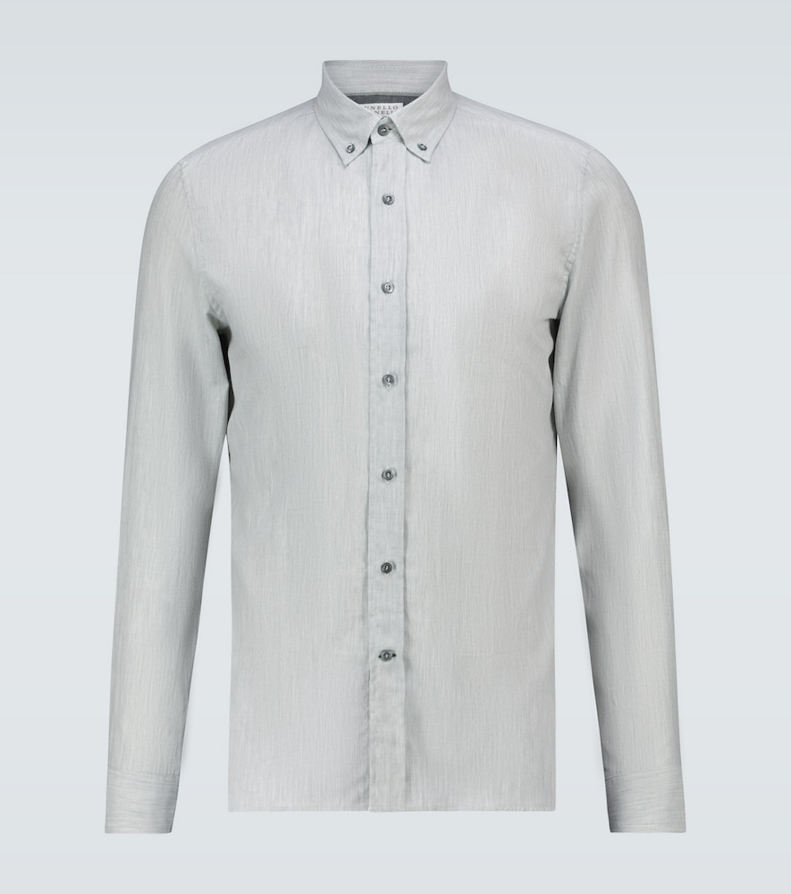 Leisure Fit long-sleeved shirt