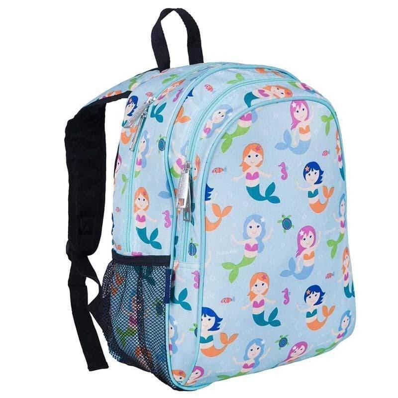 兒童後背包/雙層式便利書包  67系列   小美人魚 Wildkin