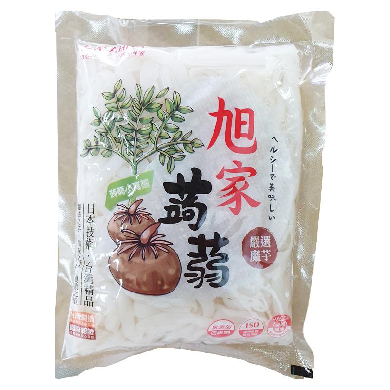 旭家蒟蒻小寬麵(全素)300g