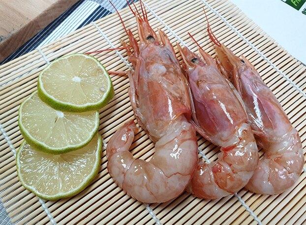 阿根廷頂級天使紅蝦(L1) 2kg 盒