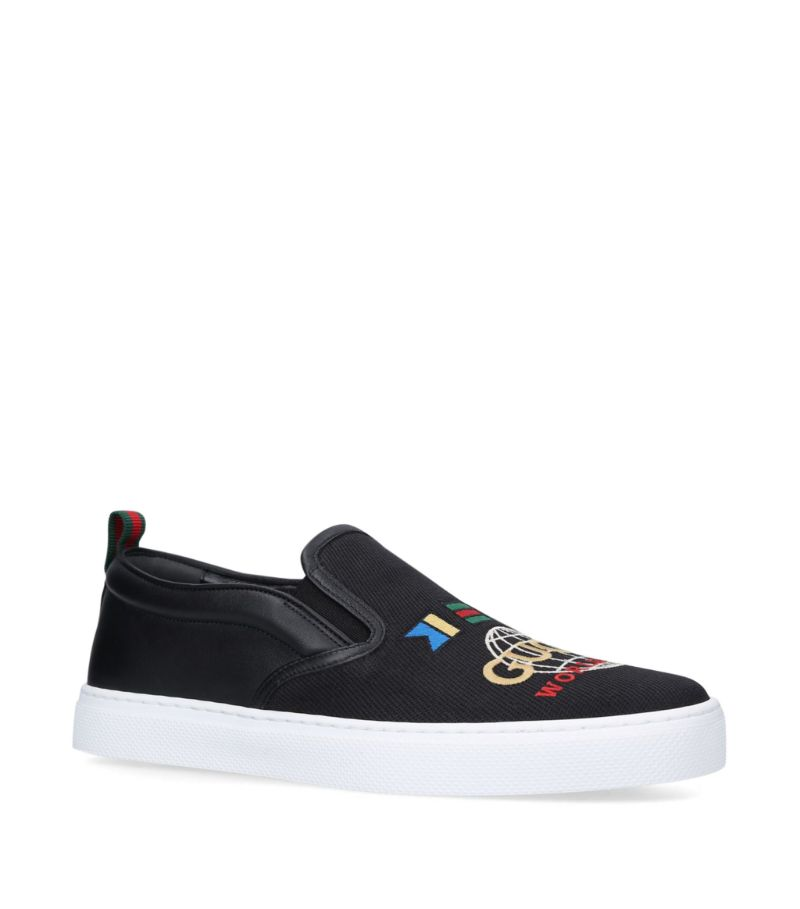 Gucci Gucci Worldwide Dublin Sneakers