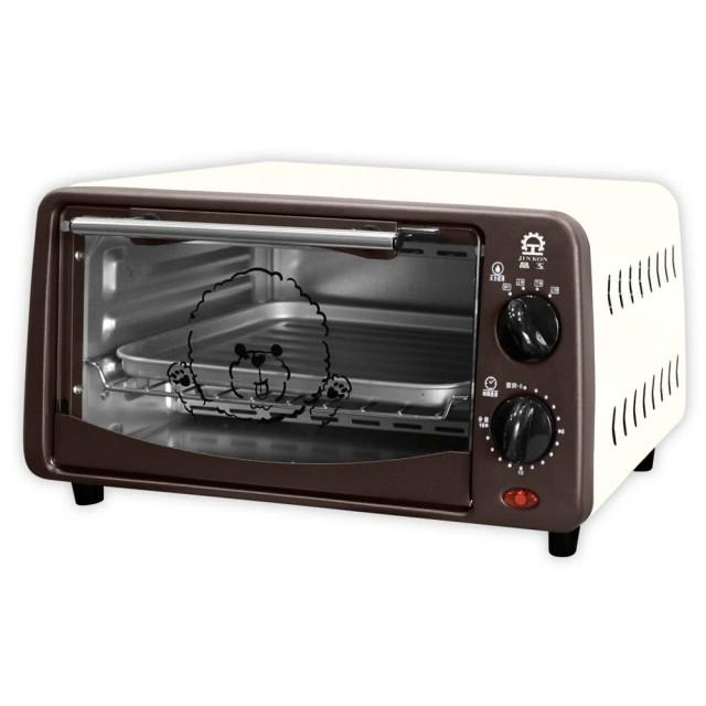 晶工JK-1909 9L 電烤箱