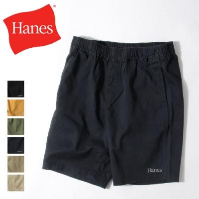 ZIP日本男裝 HANES直筒鬆緊短褲(6色)