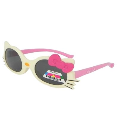 【Docomo兒童造型太陽眼鏡】可愛卡通造型 女童最喜歡的造型 高等級偏光鏡片 超抗UV400 給眼睛最好的防護