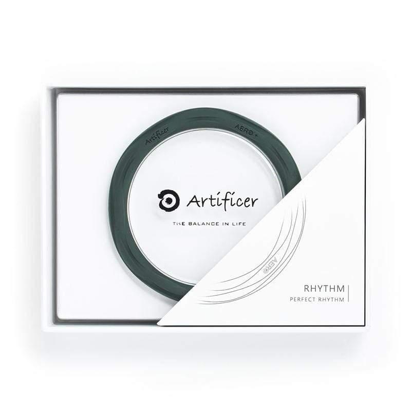 Rhythm 健康運動手環 - 深綠 S