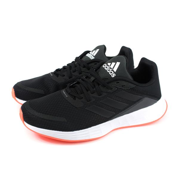 adidas愛迪達 DURAMO SL 慢跑鞋 運動鞋 黑色 男鞋 FV8789  no.813