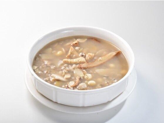 大素園 素食四神湯 (1000 cc/包) 素食調理包 素食料理包 素食冷凍包