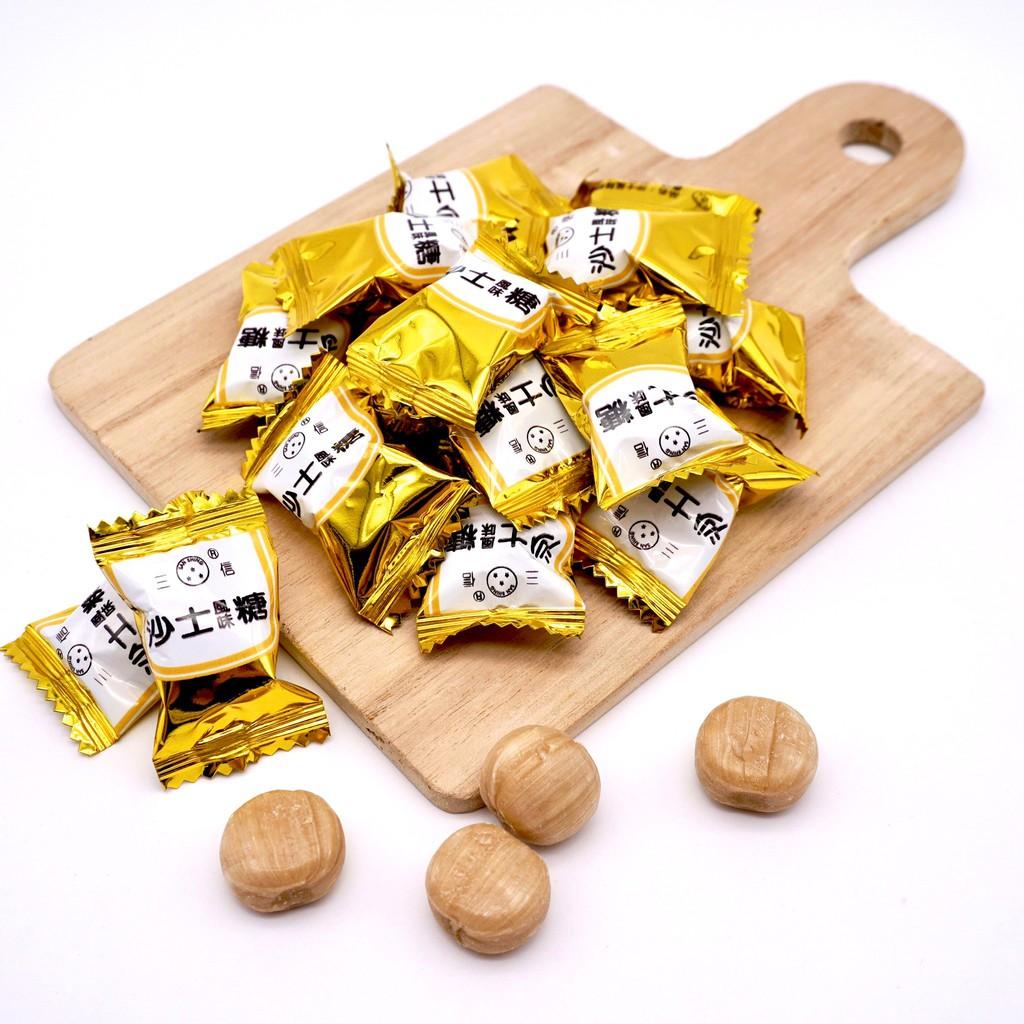 【嘴甜甜】三信沙士糖 200公克 包裝糖果系列 汽水口味 正佳珍 純素