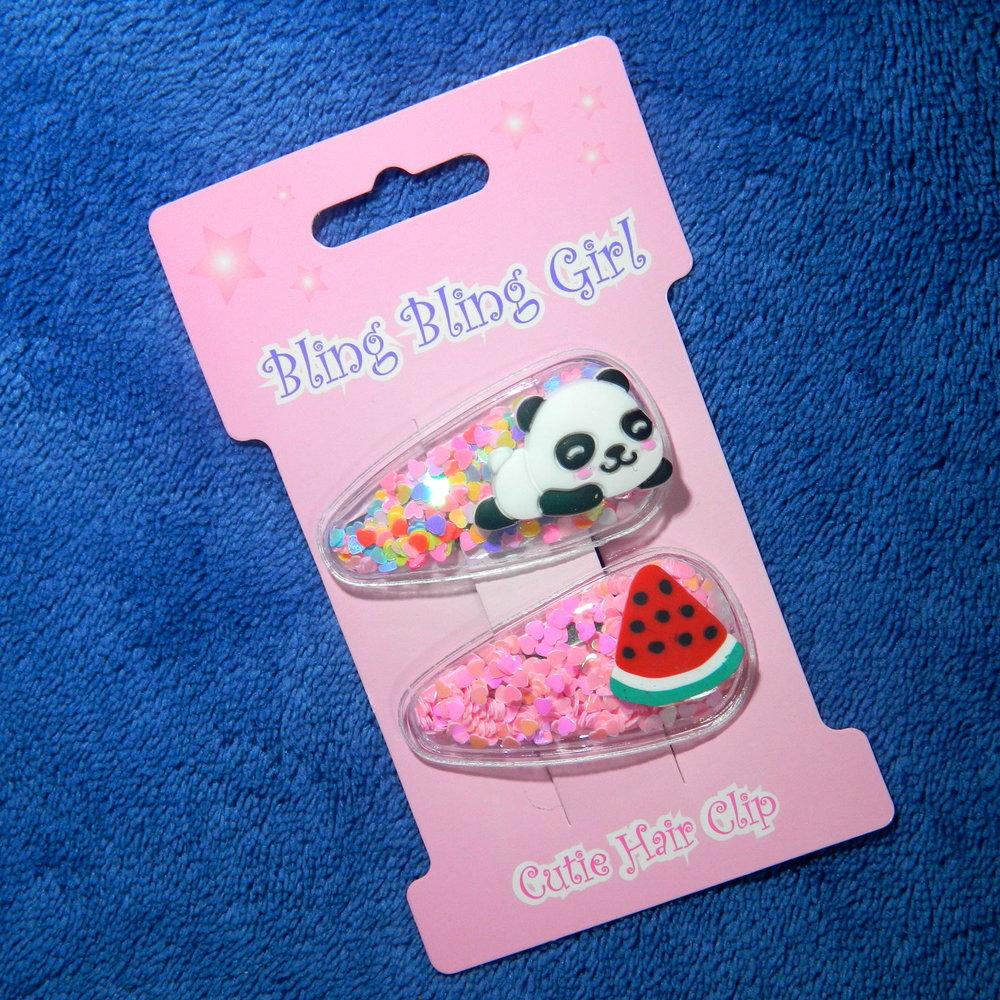 Bling Bling Girl 兒童髮夾組合(任選12套)