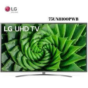 "LG 4K 智慧物聯網 液晶電視 75"" 75UN8100PWB"