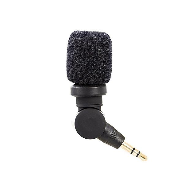 黑熊館 Saramonic 楓笛 SR-XM1 迷你3.5mm TRS 全向式麥克風 相機麥克風 相機/電腦/混音設備