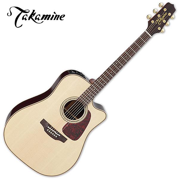 Takamine TMFJ-P5DC 嚴選雲杉面板 缺角造型民謠吉他-EQ CTP-3 Cool Tube™ 日本廠 原廠公司貨 附原廠琴盒