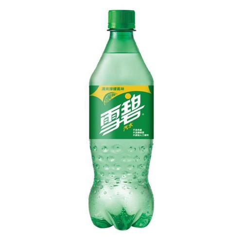 雪碧 汽水(600mlX4瓶/組)[大買家]